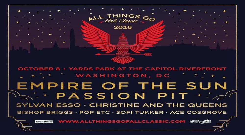 Raving in the Rain: All Things Go Fall Classic