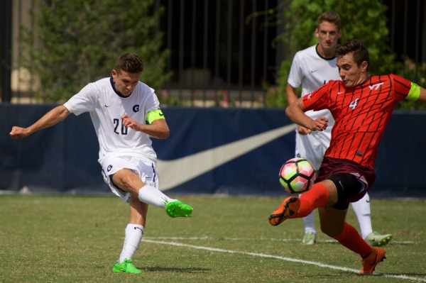 Cut Short: Late scissor kick highlights Georgetown's finishing and fitness woes
