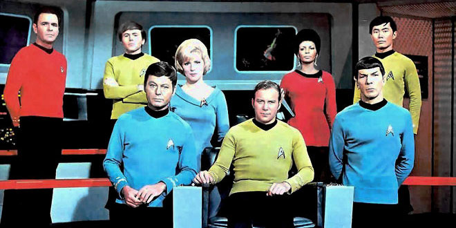 The Reel Pulpit: Boldly Going for 50 Years