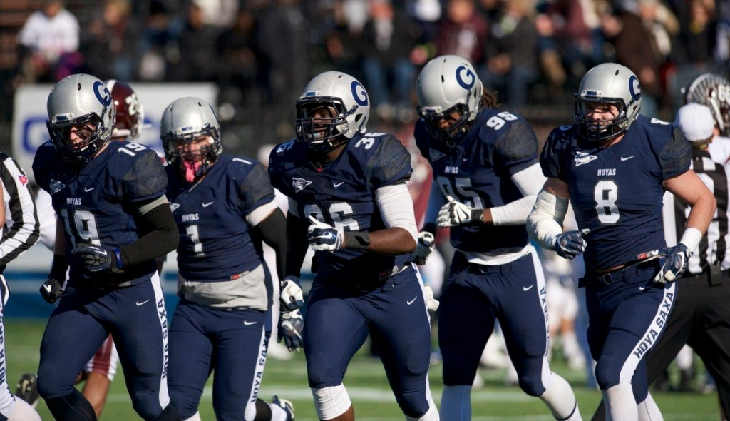 Fresh Set of Downs: Georgetown football hosts Davidson to open season