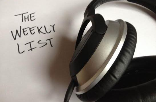 Weekly List: This Might Sound Weird, But…
