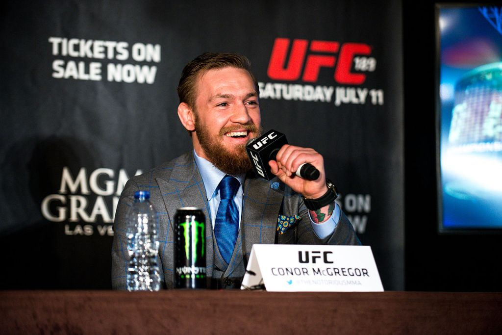 Conor McGregor and the Return of the UFC Narrative
