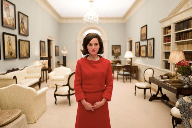 <i>Jackie</i> Shows First Lady in Grim New Light