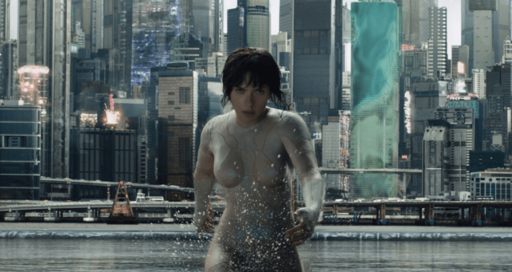 Trailer Takes: <i>Ghost in the Shell</i>, <i>Song to Song</i>, and <i>The House</i>