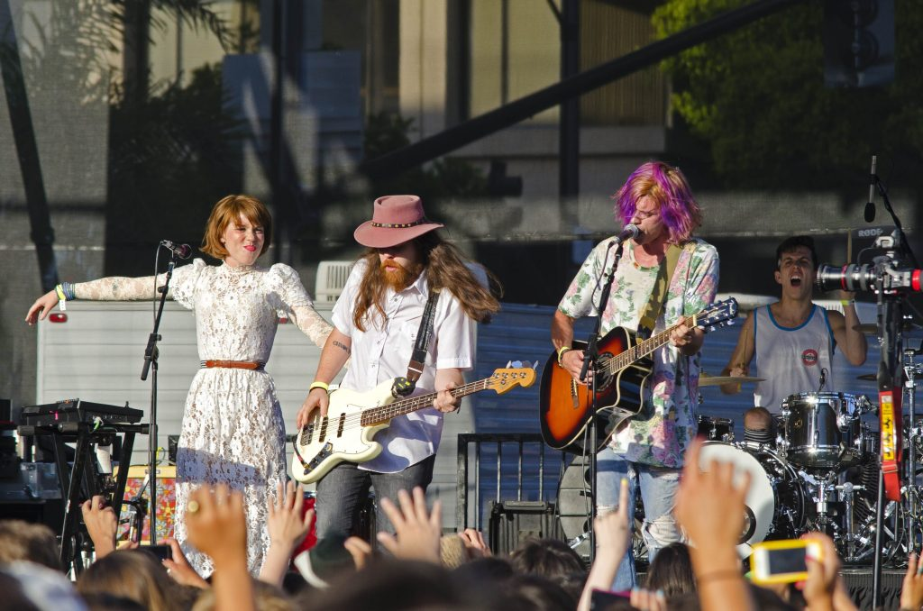 Grouplove's Recent Trailer Builds Excitement for <i>Little Mess</i>