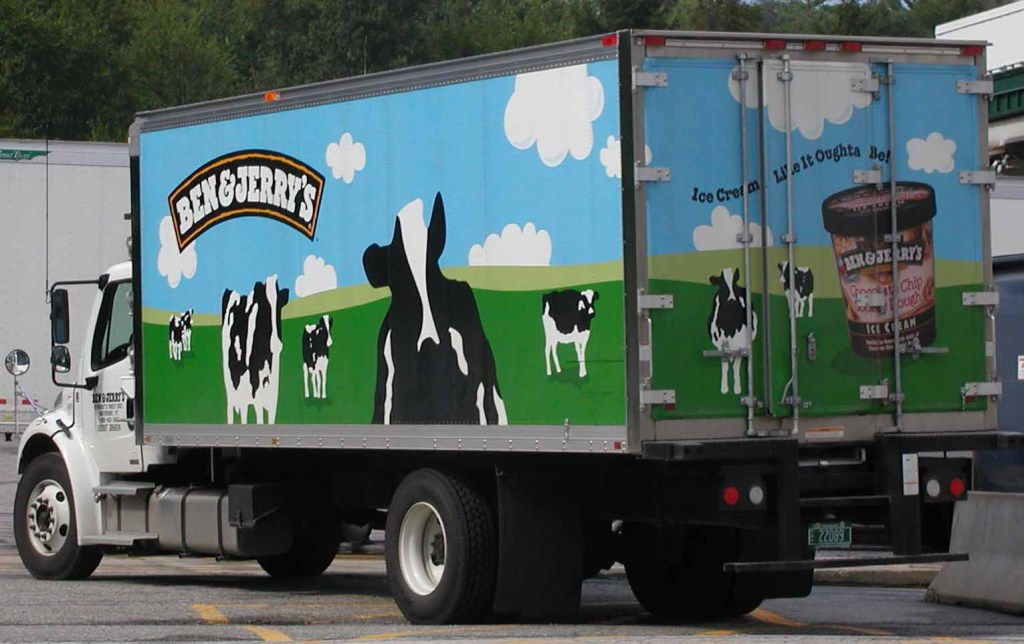 Taste Test: Ben and Jerry's