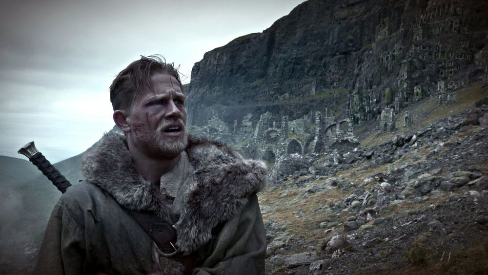 <i>King Arthur</i> Decrees a Manic, Hugely Enjoyable Experience