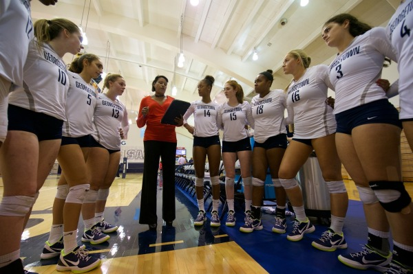 Volleyball Falls to Depaul and Marquette in Big East Play