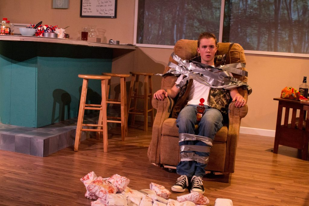 Nomadic Theatre Balances Comedy and Domestic Violence in <i>Exit, Pursued By a Bear</i>