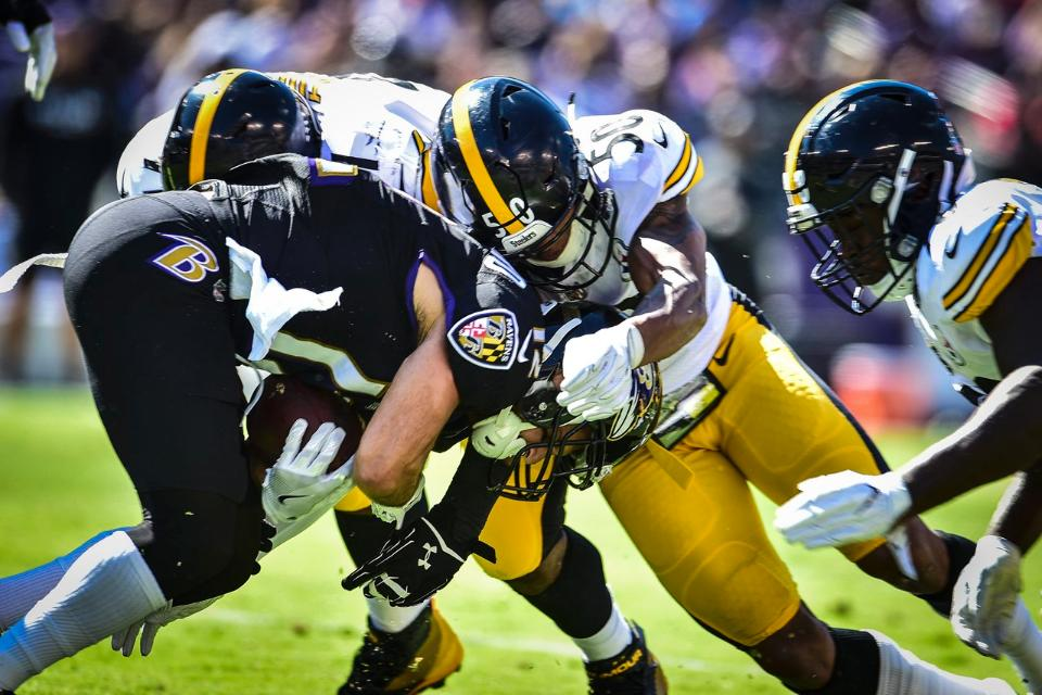 The Resurgence of the Steeler Defense
