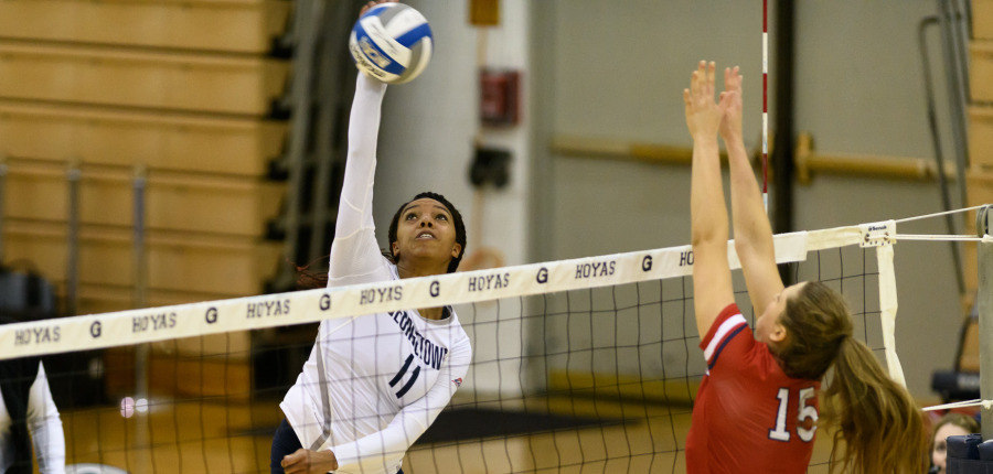 Volleyball Drops 11th Straight Match