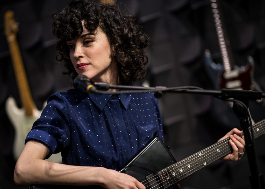 Concert Preview: St. Vincent, Nov. 27, The Anthem