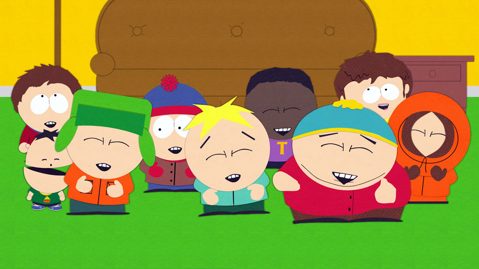 <i>South Park</i> : Season 21 Revisited