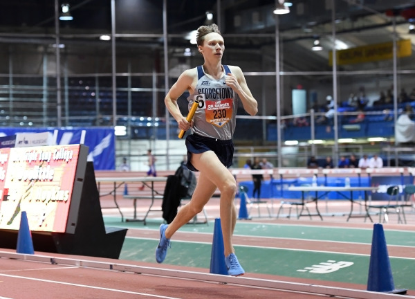 Track and Field continues to prepare for Big East championship meet