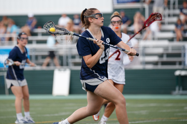 Women's Lacrosse Falls in NCAA Tournament