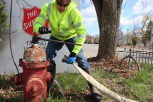 Georgetown Water Department Announces delayed Fire Flow Testing