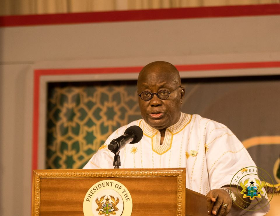 Election 2020: Akufo-Addo re-elected President of Ghana with 51.40% of votes