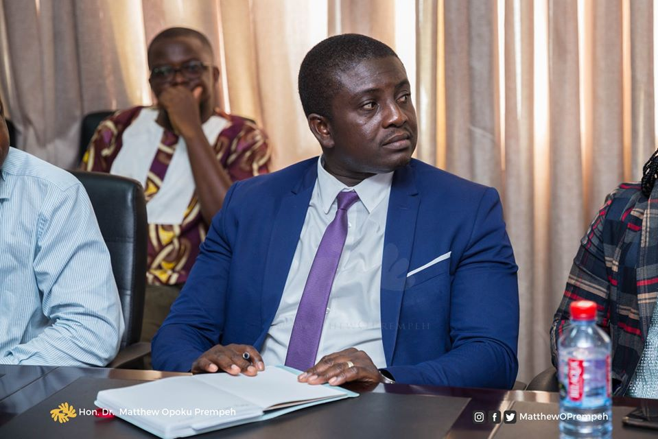 GES working with GHS to avoid COVID-19 outbreak in schools - Kwabena Tandoh