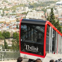 About Sights - Tbilisi Funicular Railway