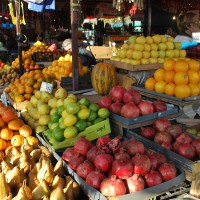 About Food - The Dezerter Bazaar in Tbilisi