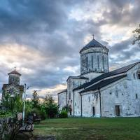 About Sights - Martvili Monastery