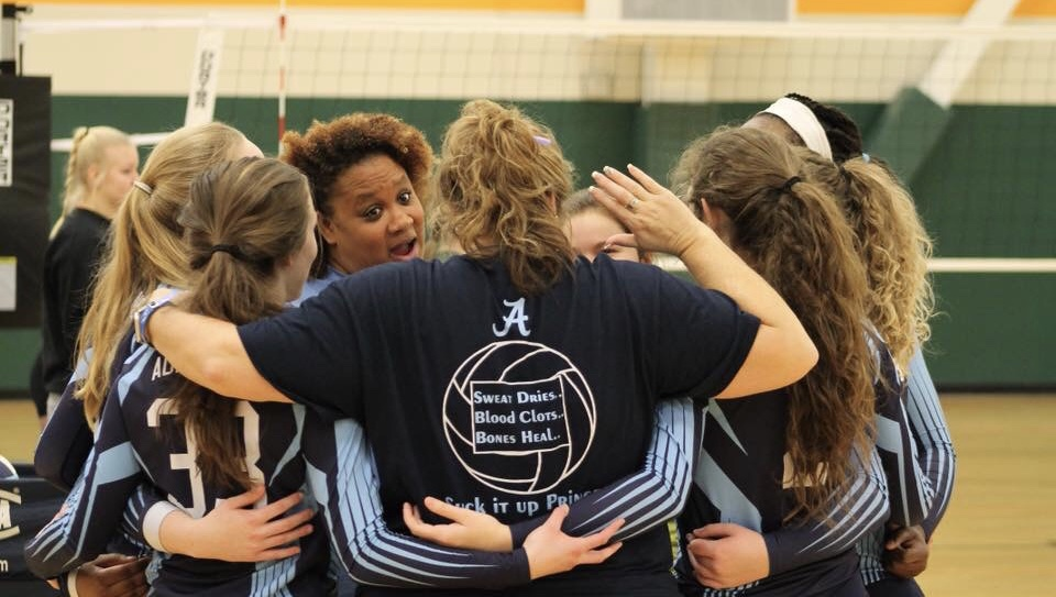 Georgia Adrenaline Volleyball Club