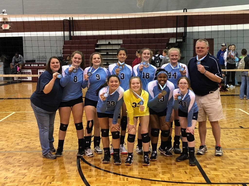 Georgia Adrenaline Volleyball Club, Team 14-Genia during the 2019 season