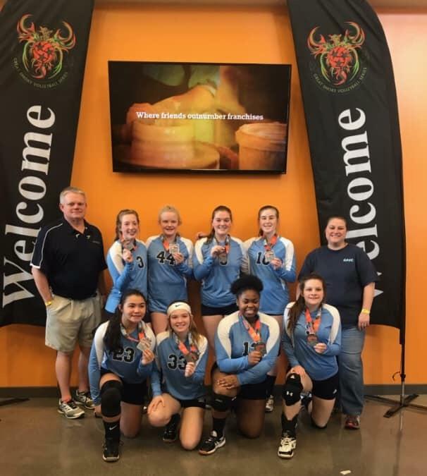 Georgia Adrenaline Volleyball Club, Team 14-Genia