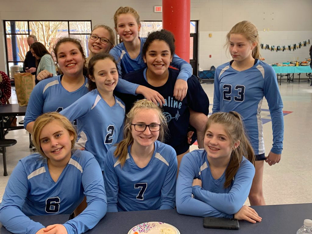 Georgia Adrenaline Volleyball Club, Team 14-Brooke during the 2019 season