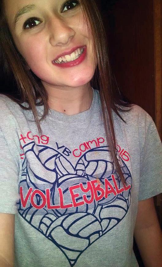 In Memory of Jenna, Georgia Adrenaline Volleyball Club