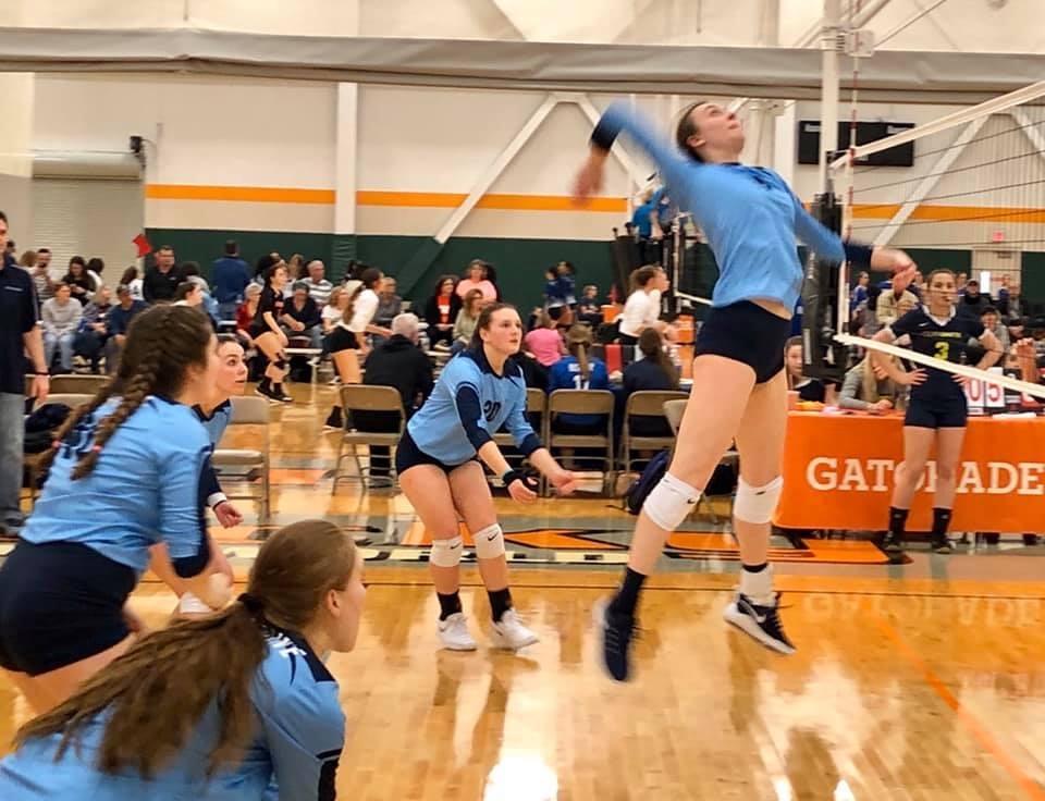 Georgia Adrenaline Volleyball Club, Team 16-Chris, Spikefest 2020 volleyball tournament