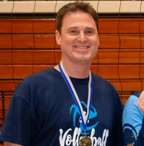 Coach Chris Sterl