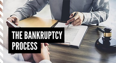 bankruptcy process georgia attorney desk