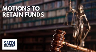 motion to retain funds atlanta bankruptcy lawyer video