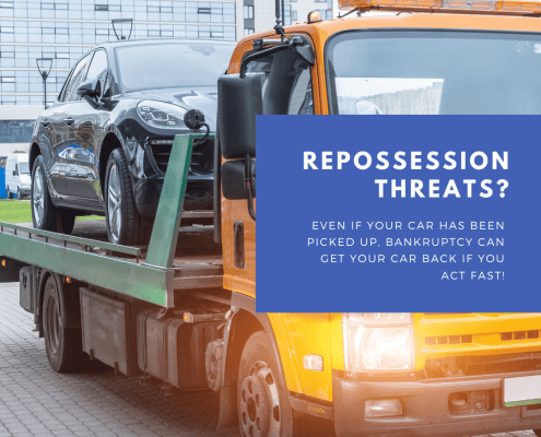 repossession car Atlanta help bankruptcy lawyer