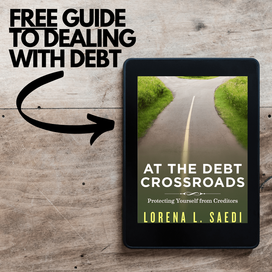 dealing with debt ebook guide bankruptcy lawyers Atlanta