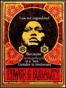 I am not cisgendered