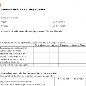 Survey - for print