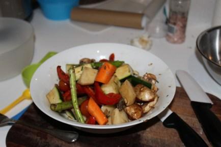 veggie bowl one