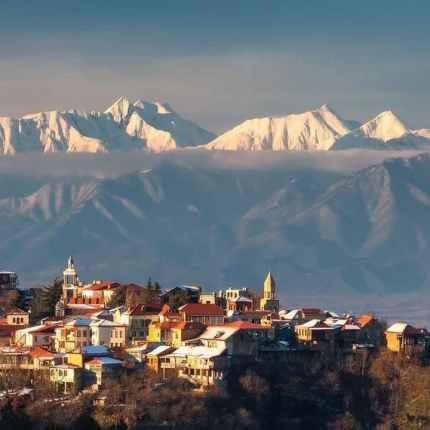 Sighnaghi, Tsinandali, Telavi one day tour in Kakheti