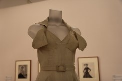 The gown was designed for Peggy Stone to wear to the 1953 Derby Ball
