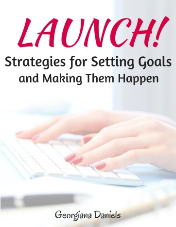 If you're ready to tackle your goals and launch into life, this e-course on goal setting is for you! With over 30 pages of tips and strategies and 5 video pep talks, LAUNCH can help you achieve even the biggest goals.