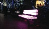Light Bench by Heidi and Bernd Spiecker