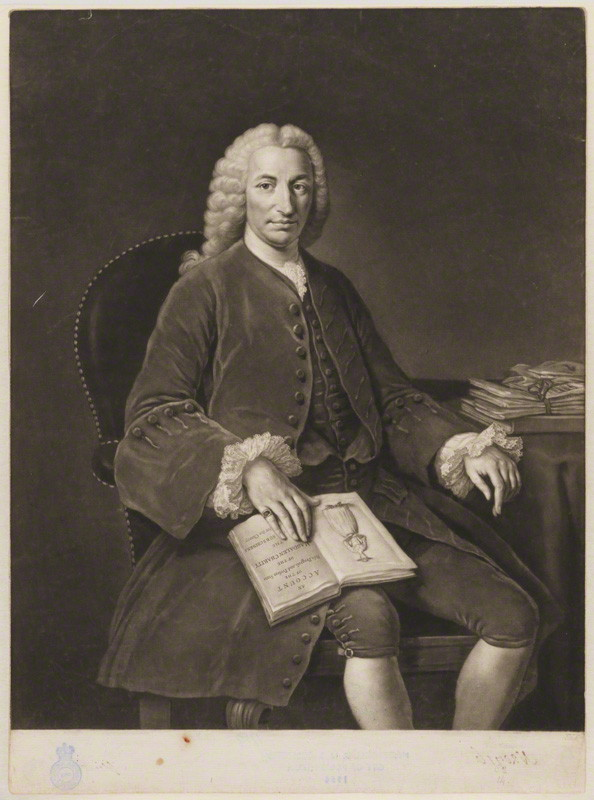 Robert Dingley, founder of The Magdalen Hospital