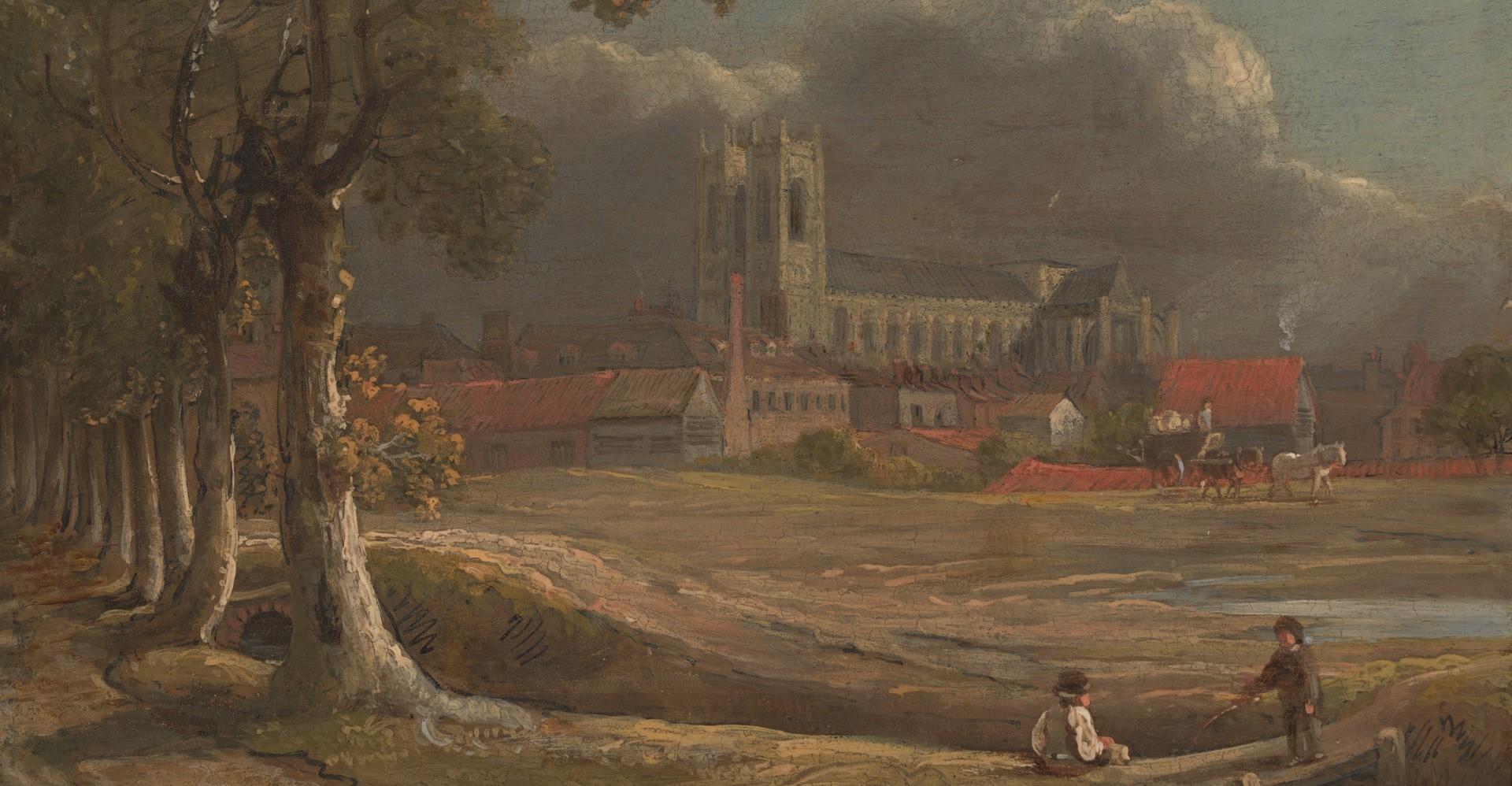 Gruesome Murder at the Grey Coat School in 1773