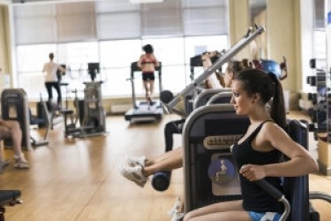 Consistent Exercise at Gym