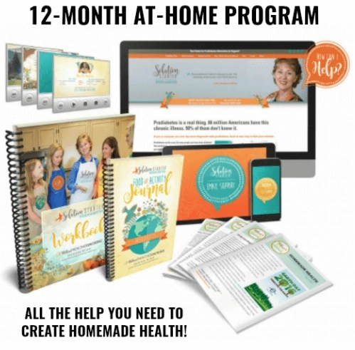12 Month at Home Program