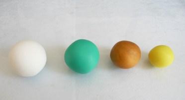 White, Green, Gold, Yellow