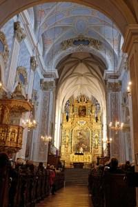 Organ concert at Gottweig