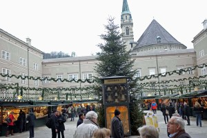 Christmas Market at the Dom